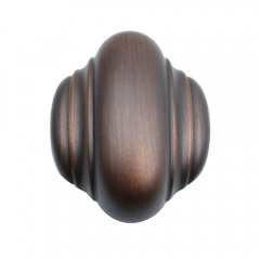 Oiled Rubbed Bronze Kitchen Cabinet Knobs 10 pack - 3 Years Warranty