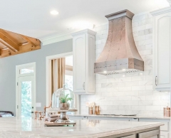 Handcrafted Stainless Steel Range Hood